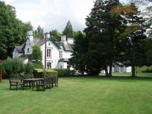 Glenthorne House and Gardens