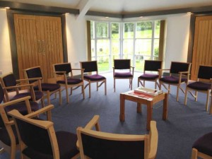 Conference Room at Glenthorne Quaker Centre, Grasmere