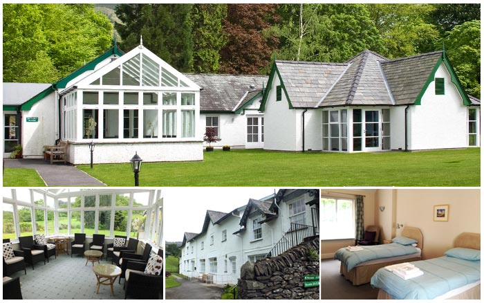 Glenthorne Quaker Centre and Guest house bed & breakfast accommodation English Lake District Cumbria